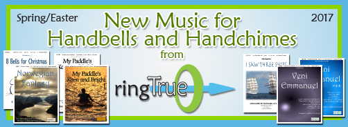 ringTrue - New for Spring/Easter 2017