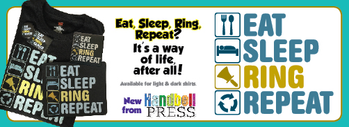 BellPress - Eat Sleep Ring