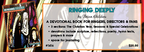 Ringing Deeply Devotional Book