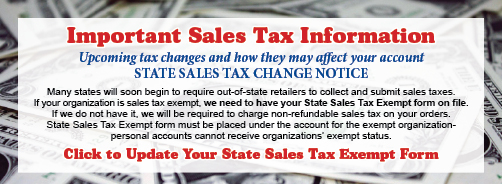 Sales Tax Forms