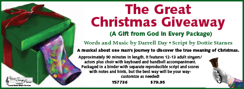 Word music the great christmas giveaway clip