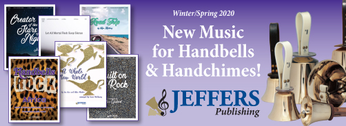 Jeffers Publishing - Winter / Spring 2020