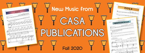 Casa Publications - Fall 2020