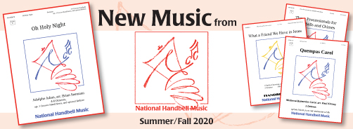 National Handbell Music - Summer / Fall 2020