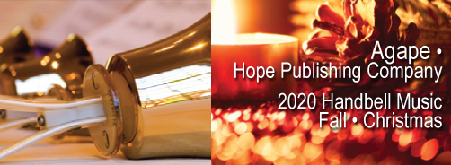 Agape / Hope Publishing - Fall / Christmas 2020