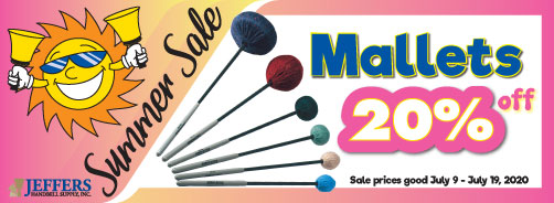 2020 Summer Sale - Mallets