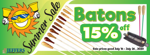 2020 Summer Sale - Batons