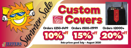 2020 Summer Sale - Custom Covers