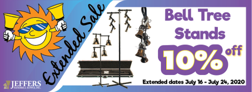 Bell Tree Sale Extended