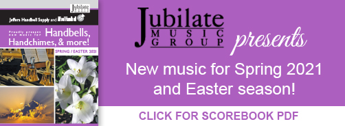 Jubilate Music Group - Spring / Easter 2021