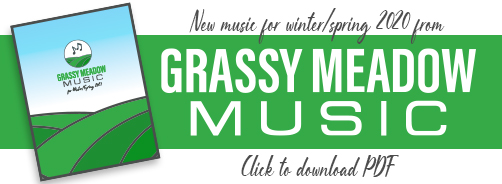 Grassy Meadow Music - Winter / Spring 2021