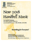 AGEHR New 2018 Handbell Music