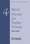 Four Short Pieces for Treble Voices