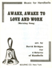 Awake Awake to Love and Work