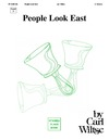 People Look East