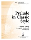 Prelude in Classic Style