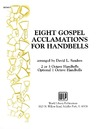 Eight Gospel Acclamations for Handbells