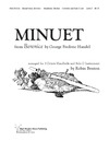 Minuet from Berenice