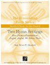 Two Hymn Settings