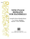 Nine Psalm Refrains for Handbells