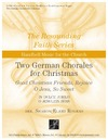 Two German Chorales for Christmas