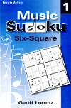 Music Symbol Sudoku™ Six-Square
