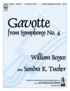 Gavotte from Symphony No. 4
