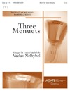 Three Menuets