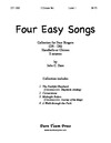 Four Easy Songs for Four Ringers
