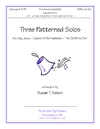 Three Patterned Solos