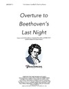 Overture to Beethoven's Last Night