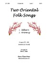Two Oriental Folk Songs