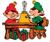 Christmas Elves Cards