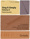 Sing It Simply Volume 2