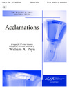 Acclamations