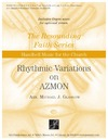 Rhythmic Variations on Azmon
