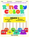 Ring By Color 8 Note Volume 1