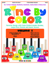 Ring By Color 13 Note Volume 1