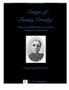 Songs of Fanny Crosby