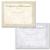 Achievement Certificate - Traditional