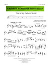 Favorite Hymns for Eight Bells