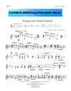 Favorite Spirituals for Eight Bells