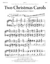 Two Christmas Carols