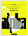 Alpha Series for Handbells Volume 4
