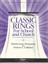 Classic Rings for School and Church