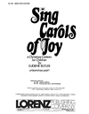 Sing Carols of Joy