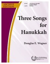 Three Songs for Hanukkah