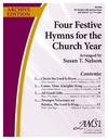Four Festive Hymns for the Church Year
