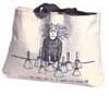 The Frazzled Ringer Tote Bag