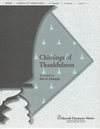 Chimings of Thankfulness